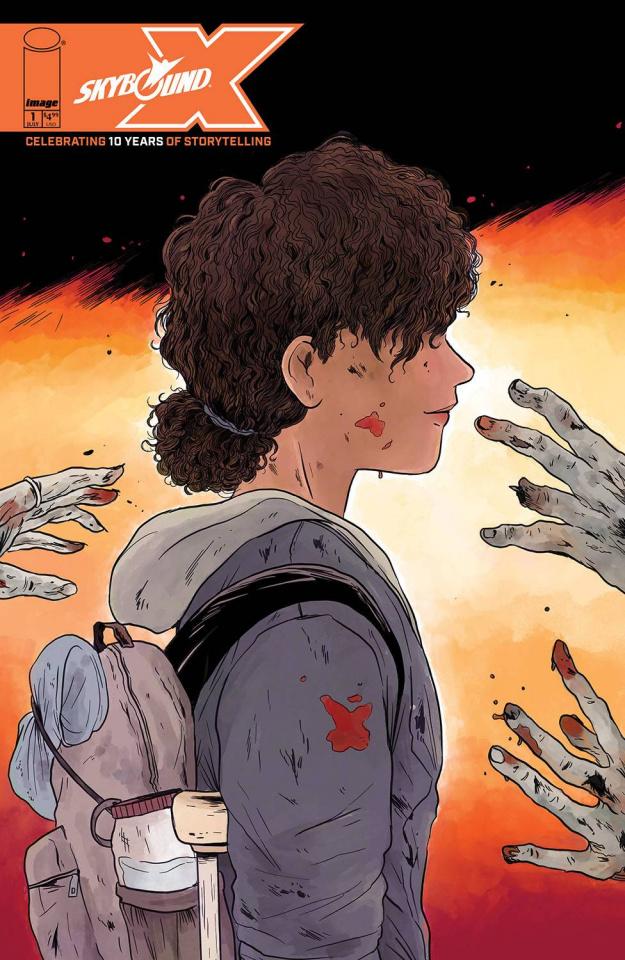 Skybound X #1 (Walden Cover)