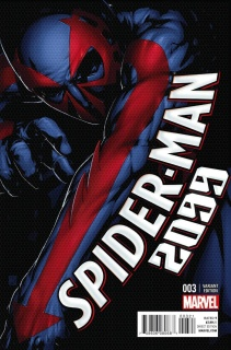Spider-Man 2099 #3 (Christopher Cover)