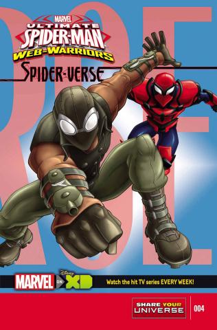 Marvel Universe: Ultimate Spider-Man - Spider-Verse #4