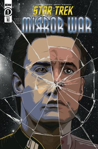 Star Trek: The Mirror War #1 (15 Copy Alvarado Cover)