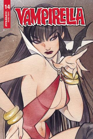 Vampirella #14 (11 Copy Momoko Sneak Peek Cover)