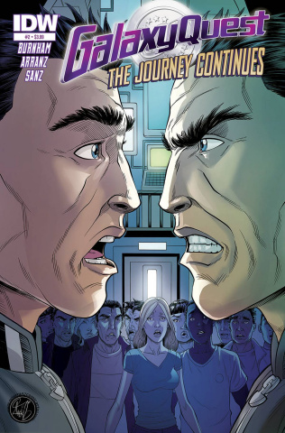 Galaxy Quest: The Journey Continues #2