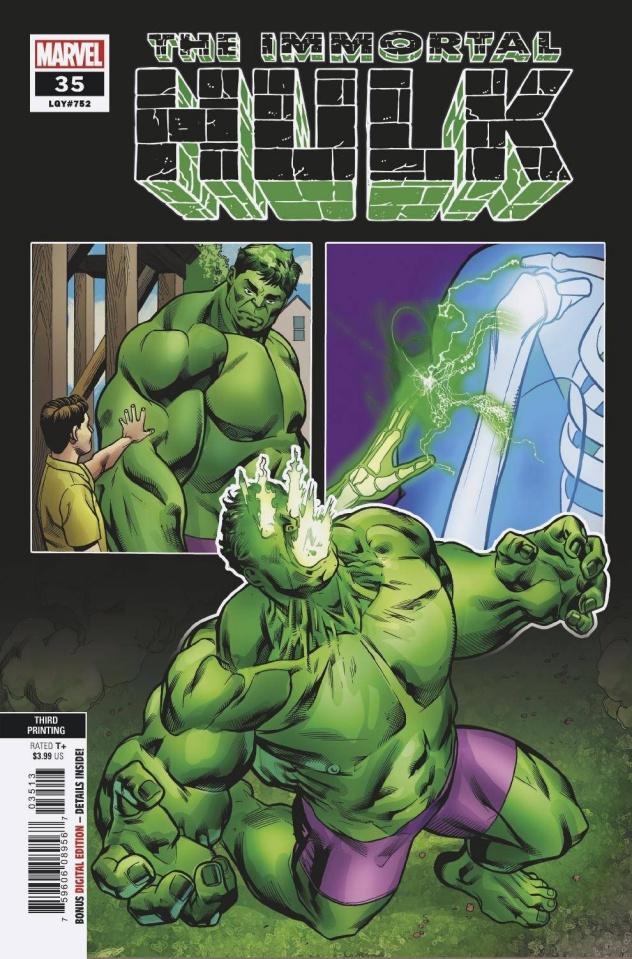 The Immortal Hulk #35 (3rd Printing)