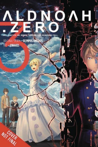 Aldnoah Zero, Season One Vol. 3