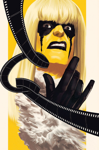 WWE #5 (30 Copy D'Alfonso Golddust Cover)