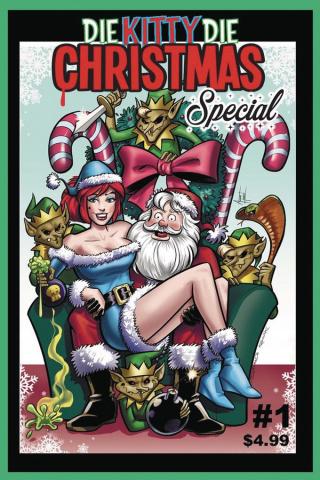 Die Kitty Die Christmas Special