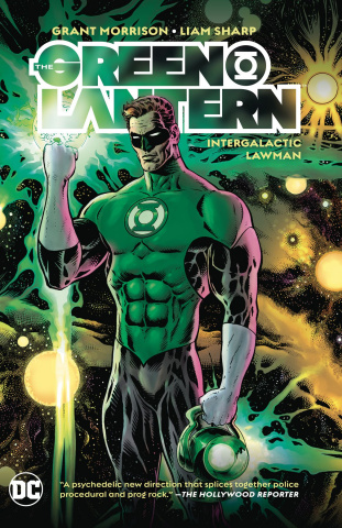 Green Lantern Vol. 1: Intergalactic Lawman