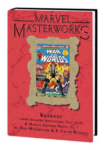 Killraven Vol. 1 (Marvel Masterworks)