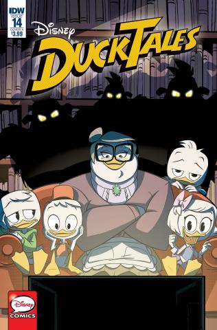 DuckTales #14 (Fontana Cover)