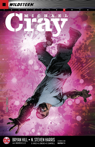 Wildstorm: Michael Cray #9