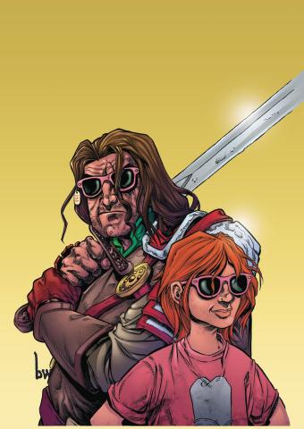 Lark's Killer #2 (Willingham Cover)