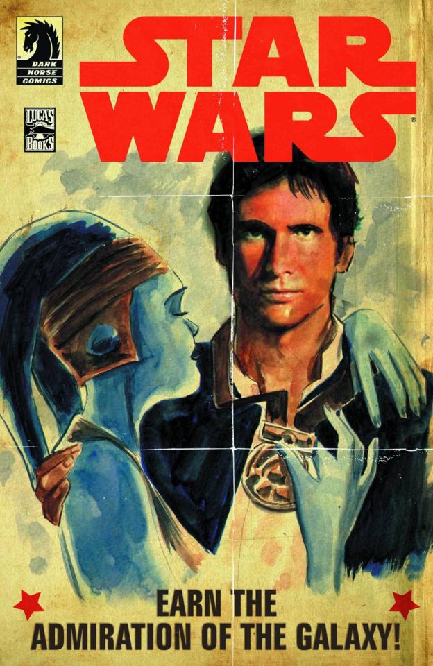 Star Wars: Rebel Heist #1 (Kindt Cover)