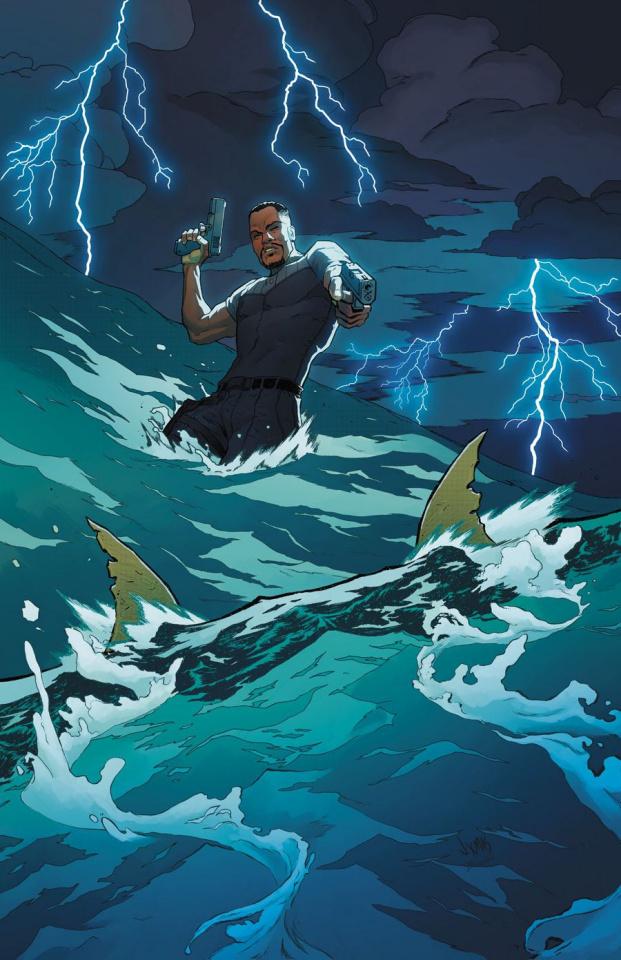 Wildstorm: Michael Cray #5 (Variant Cover)