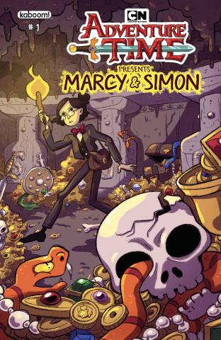 Adventure Time: Marcy & Simon #1 (Preorder Simon Cover)