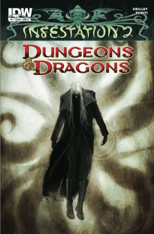Infestation 2: Dungeons & Dragons #1