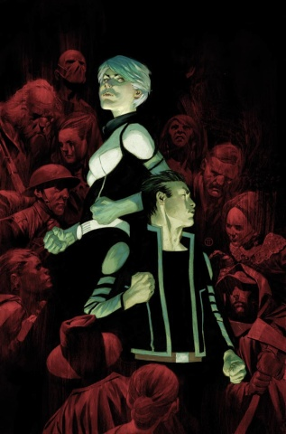 The Death-Defying Doctor Mirage: Second Lives #4 (Tedesco Cover)