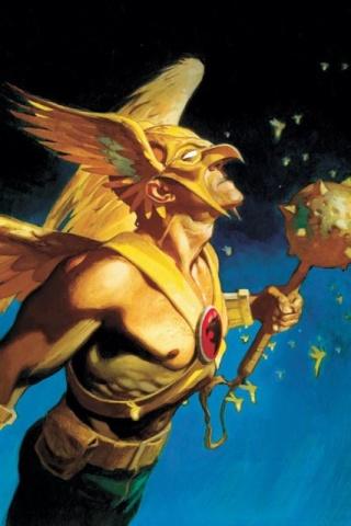 Hawkman by Geoff Johns Omnibus Vol. 1