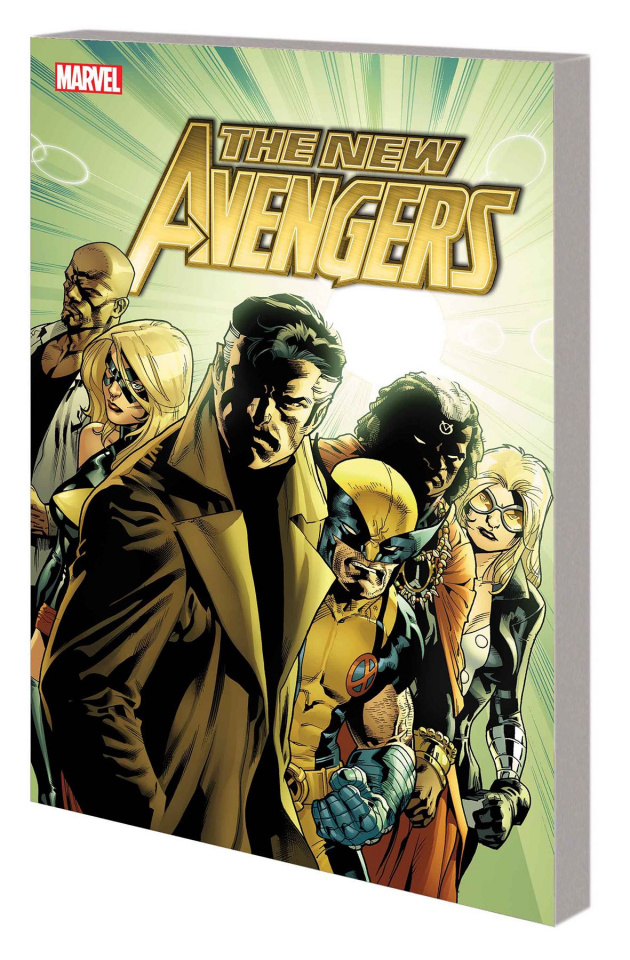New Avengers by Bendis Vol. 6 (Complete Collection)