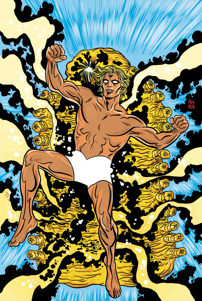 Guardians of the Galaxy #150 (Allred Cover)