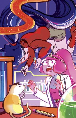 Adventure Time #34 (20 Copy Xu Cover)