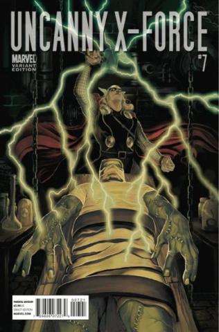 Uncanny X-Force #7