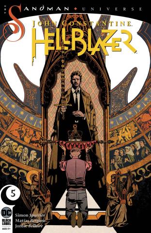 John Constantine: Hellblazer #5