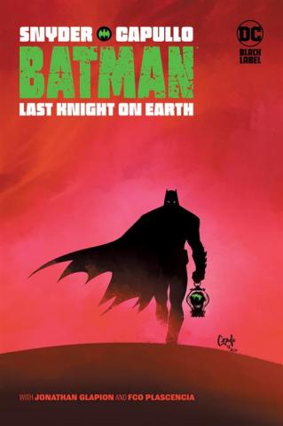 Batman: Last Knight on Earth
