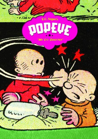 Popeye Vol. 6: Me Li'l Swee'Pea