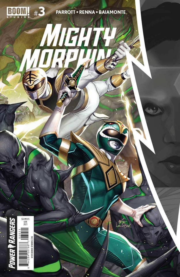 Mighty Morphin' #3