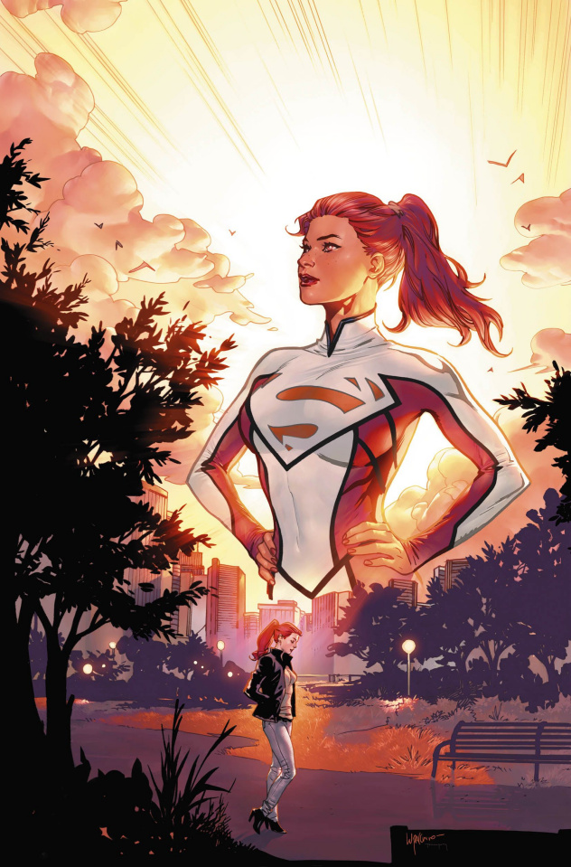 Superwoman #18 (Variant Cover)