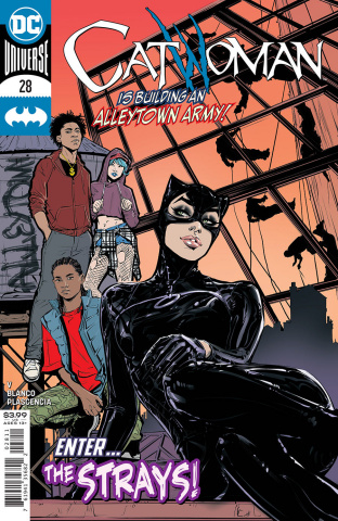 Catwoman #28 (Joelle Jones Cover)