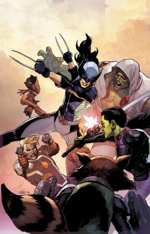 All-New Wolverine #22