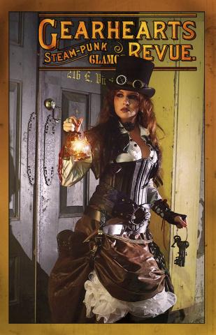 Gearhearts: Steampunk Glamor Revue #10
