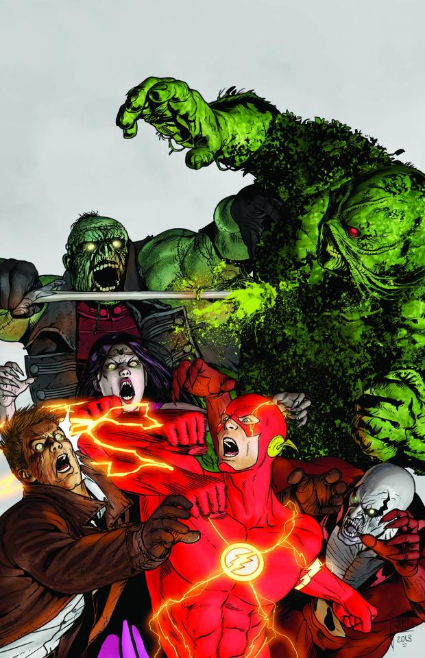 Justice League Dark #20