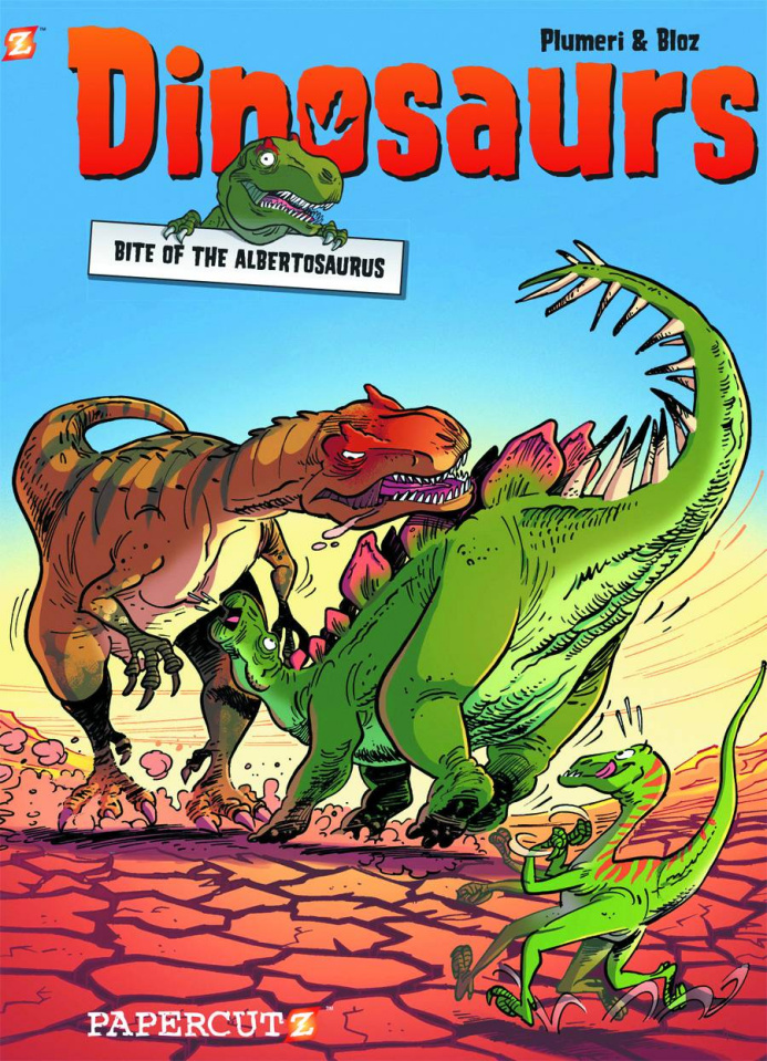 Dinosaurs Vol. 2: Bite of the Albertosaurus