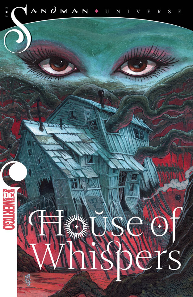 House of Whispers Vol. 1: The Powers Divided