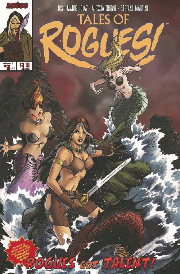Tales of Rogues! #3