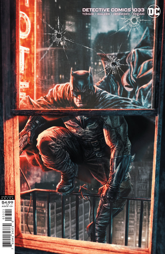 Detective Comics #1033 (Lee Bermejo Card Stock Cover)