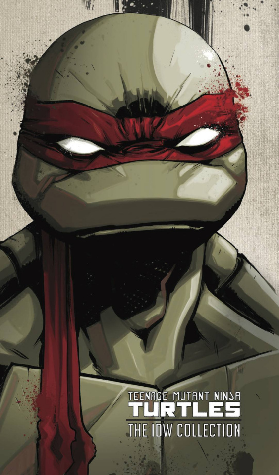 Teenage Mutant Ninja Turtles Vol. 1: The IDW Collection