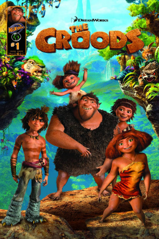 The Croods Prequel Digest