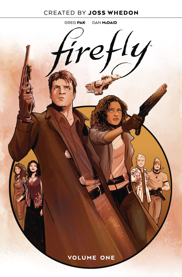 Firefly Vol. 1: The Unification War