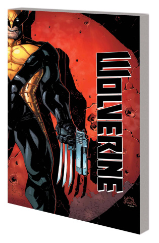 Wolverine Vol. 1: Mortal