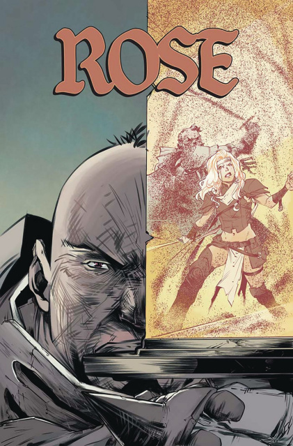 Rose #5 (Guara Cover)