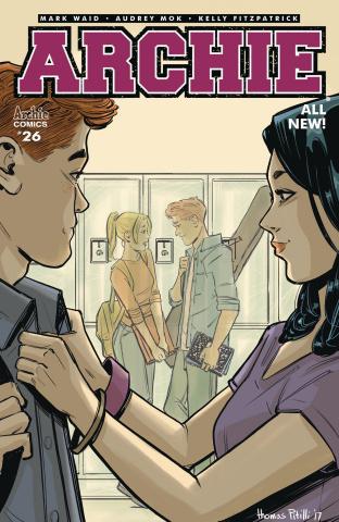 Archie #26 (Pitilli Cover)