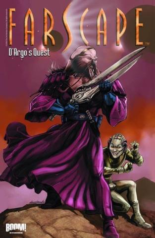 Farscape: Uncharted Tales Vol. 3: D'Argos Quest