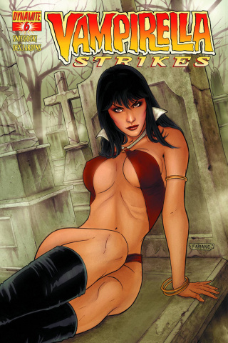 Vampirella Strikes #6 (Neves Cover)