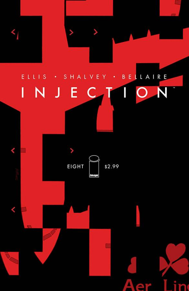 Injection #8 (Shalvey Cover)