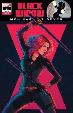 Black Widow #3 (Bartel MCU Cover)