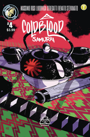 A Cold Blood Samurai #4