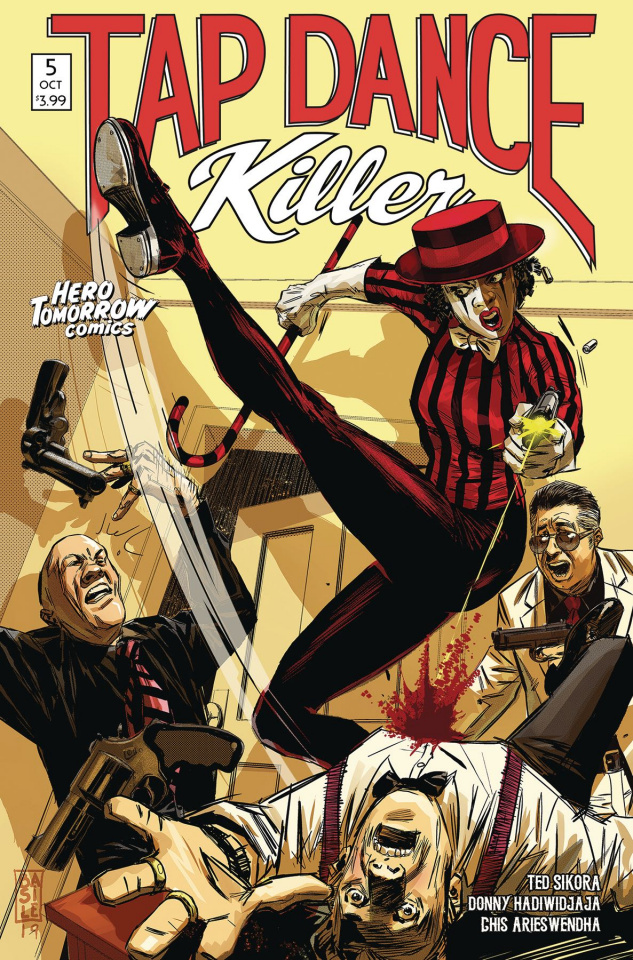 Tap Dance Killer #5 (Basile Cover)